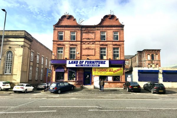 21 Cheetham Hill Road