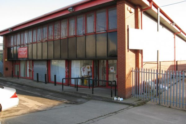 Trafalgar Business Park, Unit 11, Salford